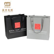 Настраиваемый Розничный Товар Покупкы Подарка Упаковки Гуанчжоу Производитель Бумажный Мешок