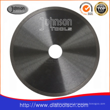 200mm Sintered Continuous Rim Saw Blades for Cutting Marble