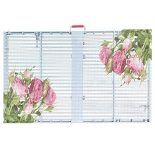 Glaswand Semi-Outdoor Transparente LED-Medien