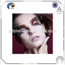 Индивидуальный дизайн бровей хной временные татуировки наклейки в Китае завод