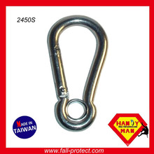 2450S Stainless Steel Eyelet Carbiner Hook