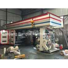 Высокоскоростная флексографическая печатная машина
