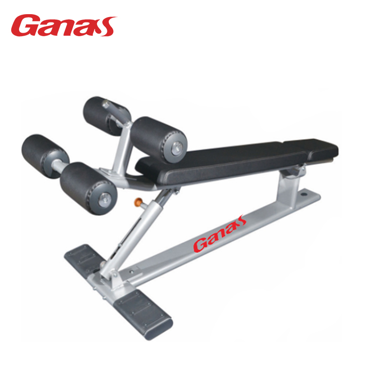 Commercial Adjustable Bench Crunch