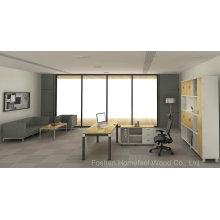 Tableau de gestionnaire de bureau de la nouvelle Melamine Office 2015 (HF-OFY002)