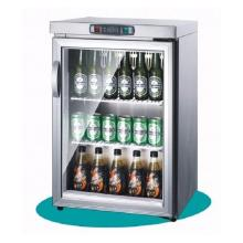 Feito em China Refrigerador da porta do vidro
