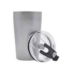 Wassertee Pure Titanium Double-Laer Bierkrug