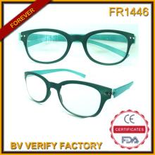 Fr1446 ультра-тонкий читателя с легкий вес, сделанные в Китае очки для чтения