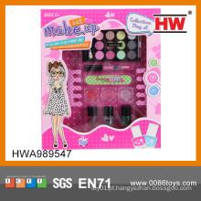 New Design For Girl Beauty Set cosméticos de brinquedo para crianças