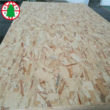 OSB board producing with germany equipment