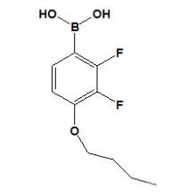 (4-Butoxy-2, 3-difluorophenyl) Boronic Acid CAS No. 156487-12-6