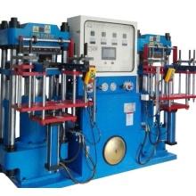 Machine hydraulique automatique de produit de silicone de double tête