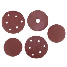 Fibre Sanding Discs Velcro Fastening