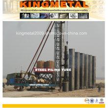 En10219 S420m Steel Piling Pipe/Tube