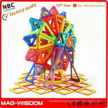 Arte Escultura Ciência Diy Windmill Toy