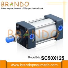 SC50X125 Airtac Type Tie Rod Pneumatic Air Cylinder