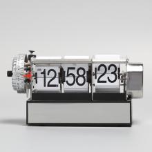 Flip Wecker Batteriebetrieb ohne Ticking