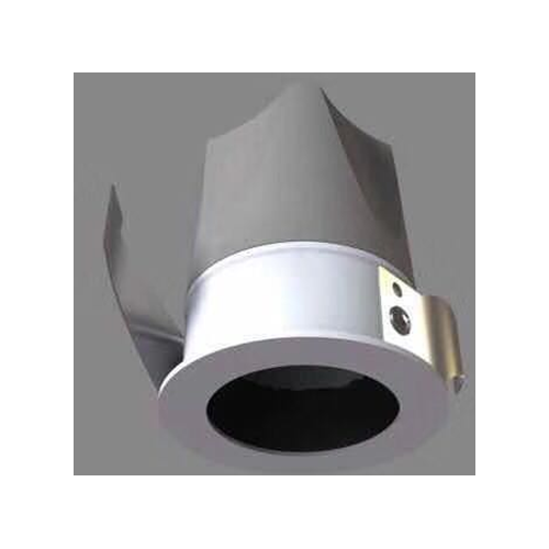 Round Shape Grey LED Downlight