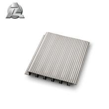 Ponton de ponton durable en aluminium revêtu de poudre