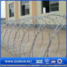 Hot Dipped Galvanized Razor Barbed Wire (XA-RB2)