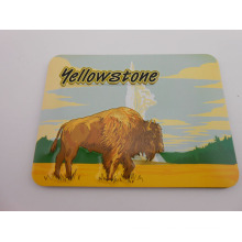 Landscape Badge, Yellowstone Lapel Pin Custom Badge (GZHY-KA-038)