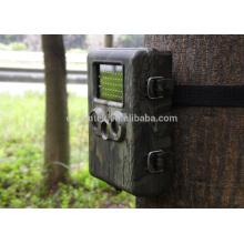 Appareil-photo de jeu de caméra de surveillance de traînée de 1080P avec détection de mouvement HT002LI