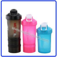 Botella inteligente plástico proteínas Shaker