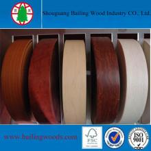 Melhor preço Wood Grain Color Edgebanding