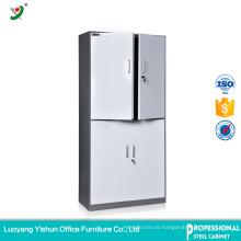 Modern hot sale KD metal 4 door file cabinet