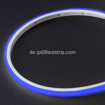 Evenstrip IP68 Dotless 1012 Blue Top Bend LED Streifen Licht