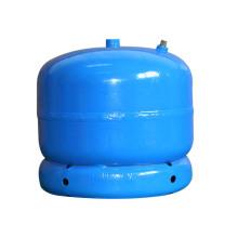 Cilindro de gás GLP e tanque de aço (AS-LPG-2KGA)