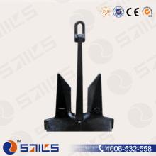 56kg à 100000kg Noir AC-14 Hhp Anchor