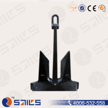 56kg to 100000kg Black AC-14 Hhp Anchor