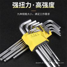 Conjunto de chave de catraca 8 PCS Conjunto de chave de soquete