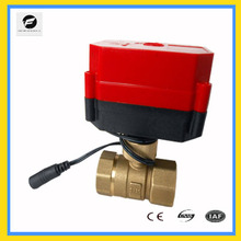 2 way water pool valve electric actuator 4.5v