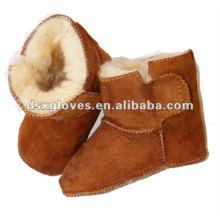 Wholesale Velcro Baby Winter Boots