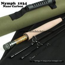 Im10 Nano Carbon Nymph Fly Fishing Rod