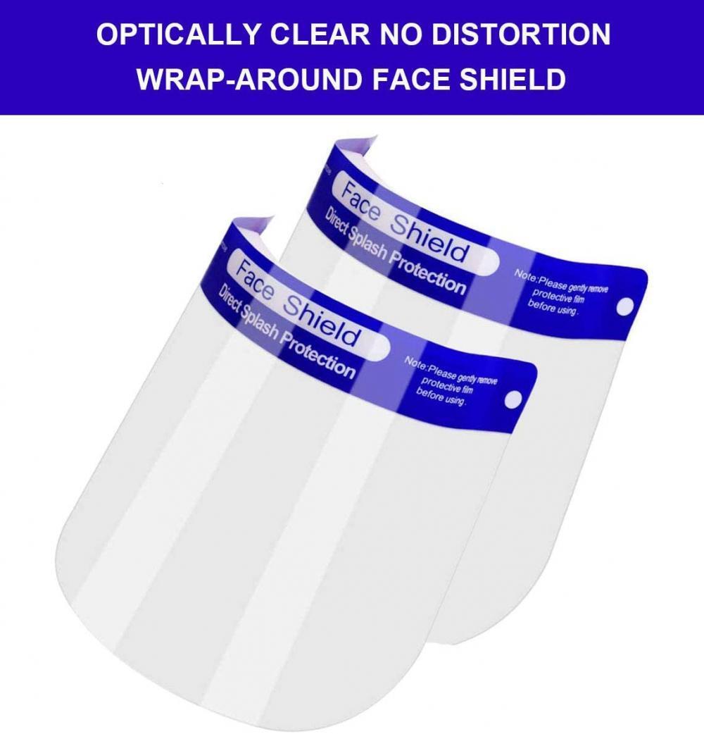 Pet Full Cover Visor Protective Face Shield7 Jpg