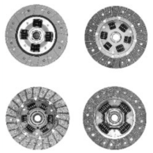 Certificate MD720846 clutch disc for MITSUBISHI