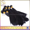 Premium Natural Virgin Remy Human Hair With Tangle Free Straight Hair