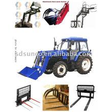 Landwirtschaftlicher Traktor-Frontlader