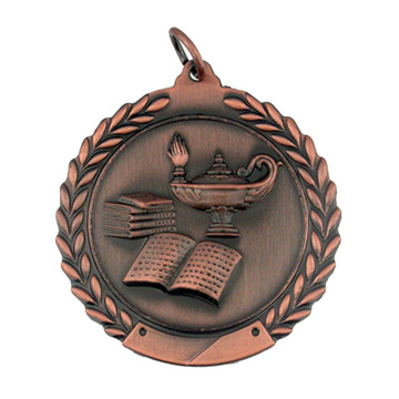 Lamp of Knowledge Award Single en Bulk Medals