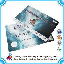157gsm Glanz Kunst Papier Günstigen Preis Benutzerdefinierte Mini Flyer Druck China