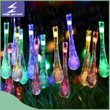 Sonnenenergie 20-LED Hochzeit New-Year Weihnachten String Light