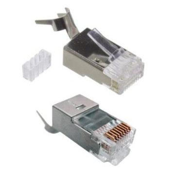 Cat7 Plug / Conector / Conector do Adaptador / Junta da União