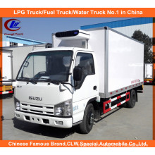 3 Tons Isuzu Freezer Truck in Thermo King Refrigerated Truck