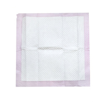 Adult Disposable Fluff Pulp Material Incontinence Under Pad Surgical Nursing Underpad