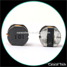 Wound Wire Smd Ferrite Core 200uh Power Smd Inductor
