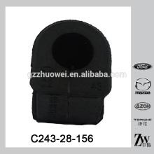 Mazda 5 CR Rubber Parts Stabilizer Coussin en caoutchouc C243-28-156