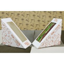 Payment Safety Guarantee Beautify Sandwich Packaging Box