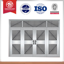 High Security Stainless Steel Doors, Antirust, Choice Materials, Modern Design, Single Leaf, Cheap Prices,